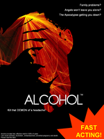 Alcohol by bogwitch
