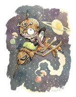 COSMONUT 2012 by GrisGrimly