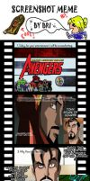 Screenshot Meme -Avengers Earths Mightiest Heroes- by nupao