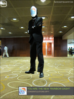 AFA 2011 - THE BRONY SPY by NeoVersion7