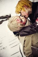 HETALIA_bloody farewell kiss by hybridre