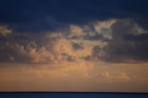 Clouds over Sea by TaleSmith