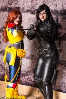 Scarlett and The Baroness 4 by Insane-Pencil