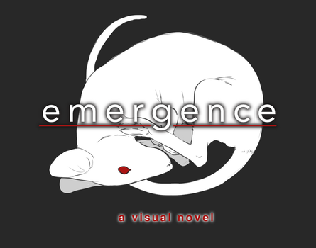 Emergence ~ Title Card by hiiritan