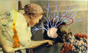 COOKING BRAINS WITH GRANDMA by Drogul-le-Mogul