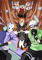 The last Naruto Saga VI by emukcs