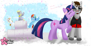 Twilight's Real Prize by CloudDG