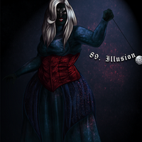 89. Illusion(ist) by cosmogyral-delirium