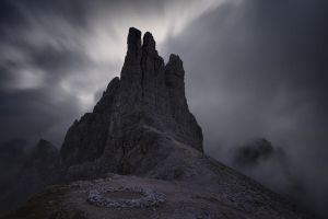 Vajolet Towers by RobertoBertero