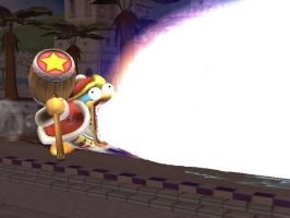 King Dedede shoop da whoop by BeauZa