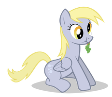 Derpy Hooves by SirLeandrea