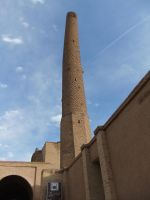 Leaning Minaret 2 by fuguestock