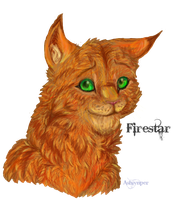 Firestar by Ashlynper