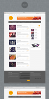 Blog Theme by vBabic