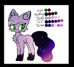 Saucey Ref by Vivid-Skys