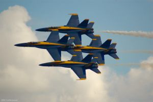 Blue Angles 02 by Photobeast