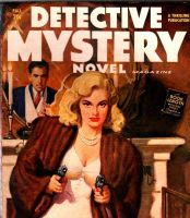 Detective Mystery by peterpulp