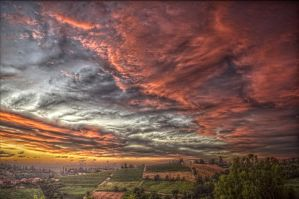 Langhe sky by mauromago
