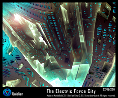 The Electric Force City by Unialien