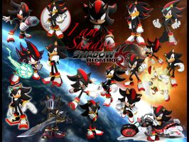 Shadow the Hedgehog by SondowverDarKRose