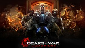 Gears of War Judgment by vgwallpapers