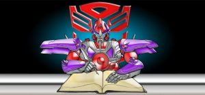 Alpha Trion the Scribe by Tramp-Graphics