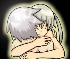 Soul and Maka by gone-phishing
