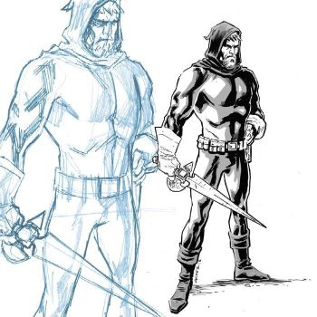 Dreadstar by dichiara