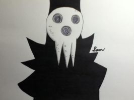 Shinigami-Sama by GuitarGirl99f