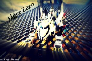 Epic Liger Zero by RokoPanther