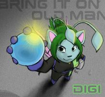 Bring it On by mewgal