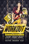 Workout - Flyer by VectorMediaGR