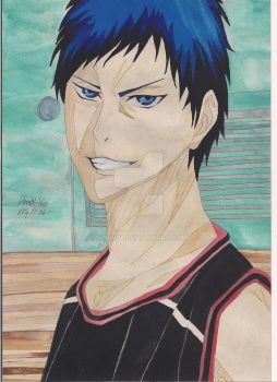 Aomine 001 by hwiw98