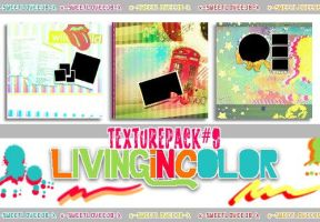 Living in Color Textures by x-SweetLoveeJB-x