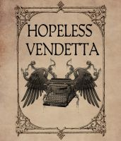 New Hopeless Vendetta logo by CopperAge