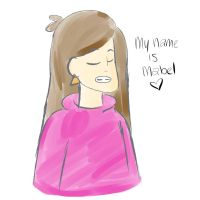 My Name Is Mabel by aziri
