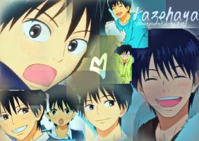 In Love with Kazehaya by shaorancardcaptor