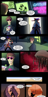 Galactic Smackdown: Round 1 Part 3 by AndrewMartinD