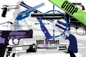 GIMP: Guns by hawksmont