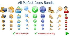 All Perfect Icons by shockvideoee