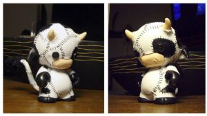 Stitched Cow - 3Q by mesmithy