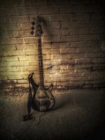 BASS-ICS ( GRUNGE ) by ANDYBURGESS