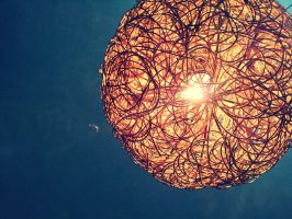 Old Disco Ball by AlaaAboAbah