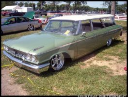 Ford Fairlane Wagon by xcustomz