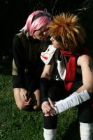 NaruSaku-After mission by SenninUzumaki