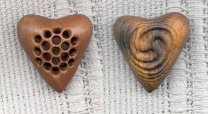 Olivewood Heart by DonSimpson