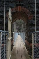 Stone Arch Low Angle by DruidWuStock