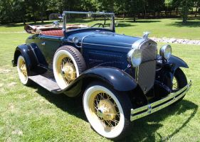 Ford Model A 1 by texasghost