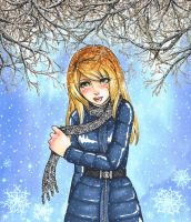 Winter for love by Olsikowa