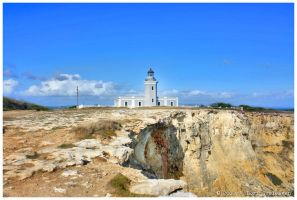 Cabo Rojo Lighthouse by Vamppy
